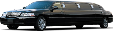 Stretched Lincoln Town Car